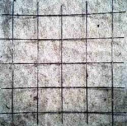 Арматурная сетка из подошвы столбика